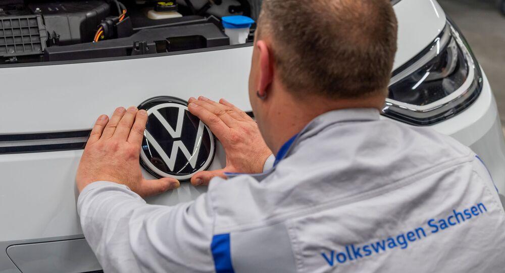 مصنع سيارات فولكسفاغن