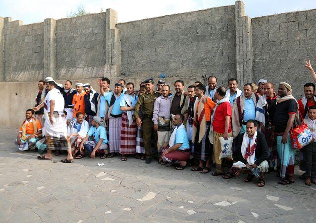 إطلاق سراح الأسرى في اليمن