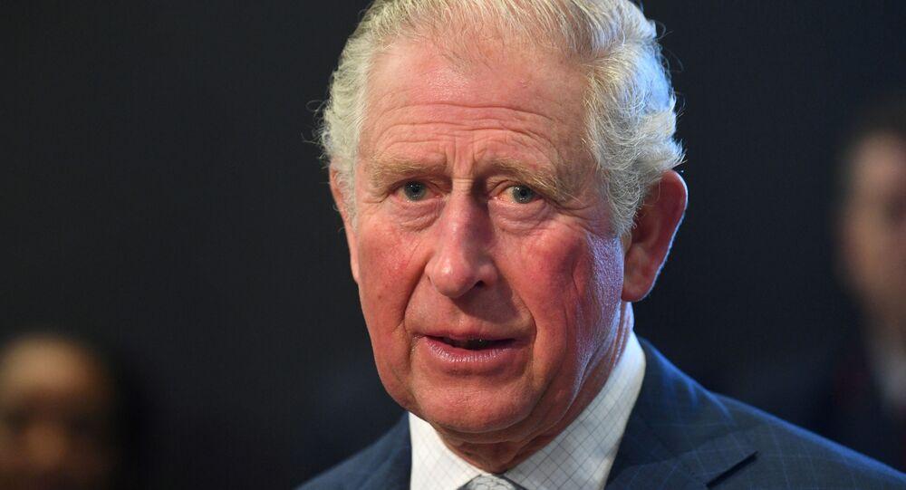 الأمير تشارلز، بريطانيا، كورونا 4 مارس 2020