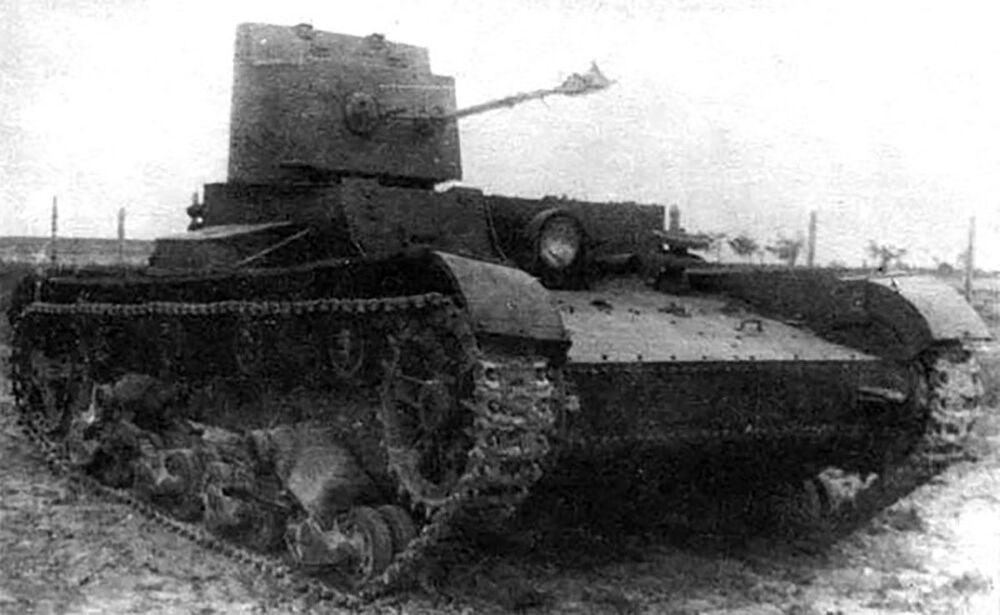 دبابة خفيفة بقاذف لهب خا تي-26 / بي خا مي-3  (الحرب الوطنية العظمى 1941-1945)