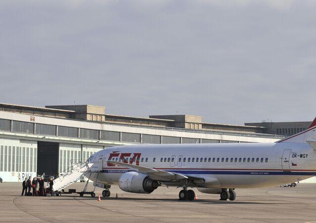 الخطوط الجوية التشيكية