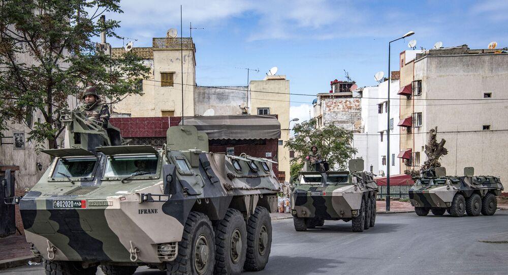 الجيش المغربي