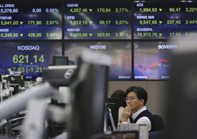مؤشرات اقتصادية - النفط، اقتصاد آسيا، كوريا الجنوبية 2020