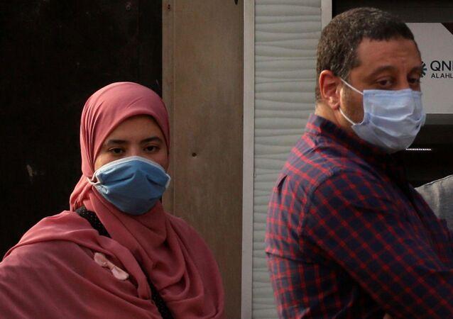 كورونا في مصر