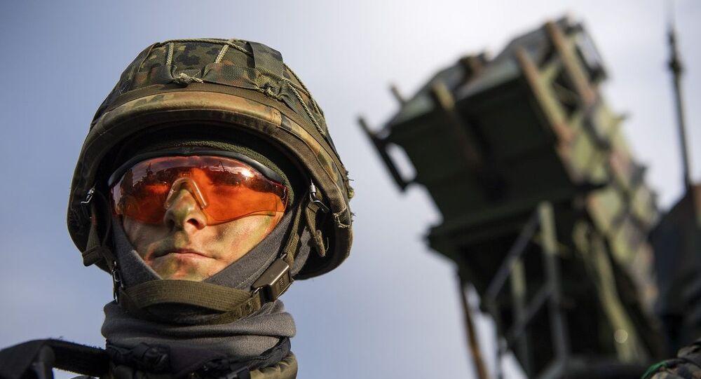 الدفاع الجوي الجيش الألماني