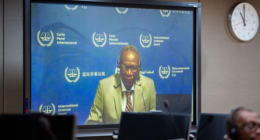 علي محمد علي عبد الرحمن، ( علي كوشيب ) يمثل أمام المحكمة الجنائية الدولية لاتهامه بارتكاب جرائم حرب في دارفور