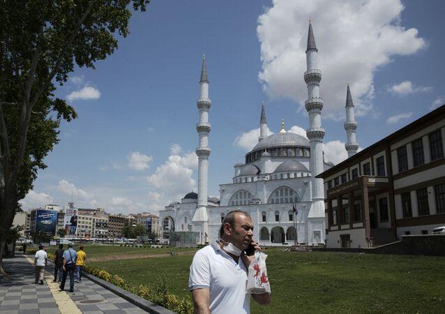 مدينة أنقرة، تركيا 18 يونيو 2020