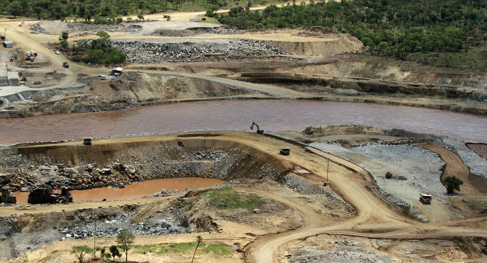 سد النهضة، إثيوبيا 2013