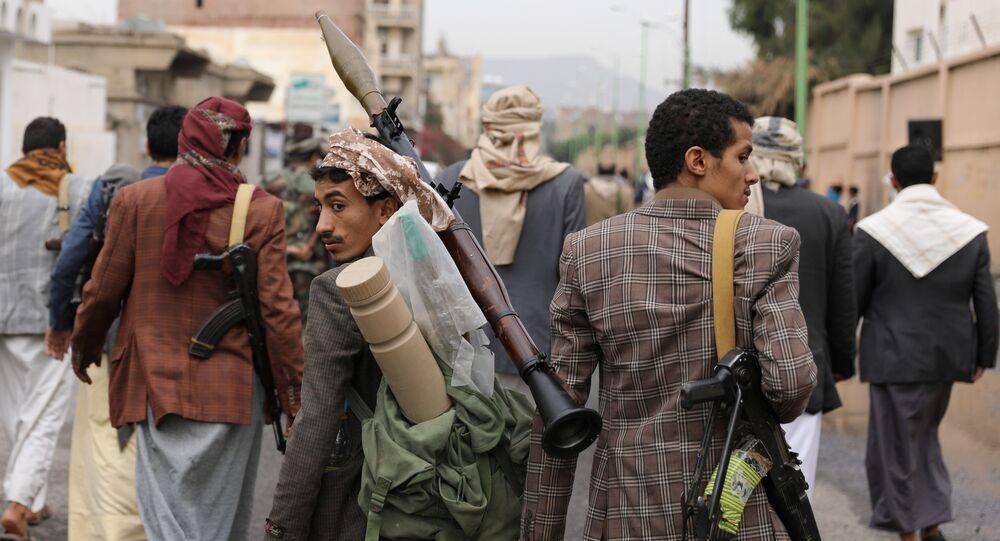 جماعة أنصار الله، الحوثيون، اليمن يو6 ليو 2020