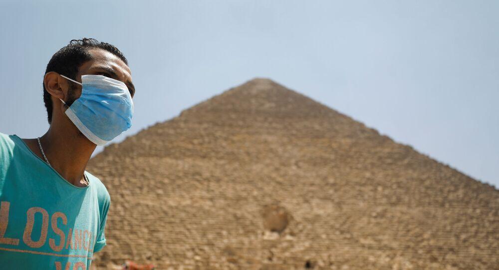 القاهرة، مصر يوليو 2020